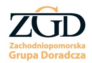 Logo firmy ZGD Sp. zo.o. beneficjenta projektu